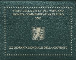 Vatikan 2 Euro 2005 Weltjugendtag