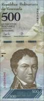 Venezuela P.94b 500 Bolivares 2017 (1)