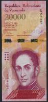 Venezuela P.99a 20000 Bolivares 2016 (1)