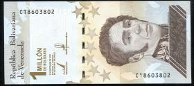 Venezuela P.114 1 Million Bolivares 3.9.2020 (1)