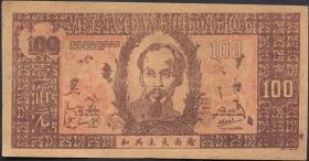 Vietnam / Viet Nam P.028c 100 Dong (1948) (1/1-)