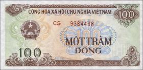 Vietnam / Viet Nam P.105s2 100 Dong 1991 Specimen (1)