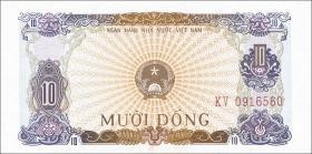 Vietnam / Viet Nam P.082a 10 Dong 1976 (1-)