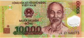 Vietnam / Viet Nam P.119b 10000 Dong (2007) Polymer (1)