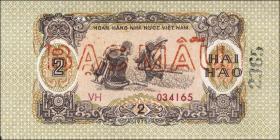 Vietnam / Viet Nam P.078s 2 Hao 1976  Specimen (1)