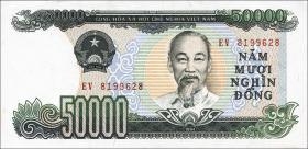 Vietnam / Viet Nam P.116a 50000 Dong 1994 (1)