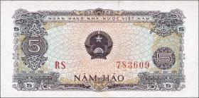 Vietnam / Viet Nam P.079 5 Hao 1976 (1)