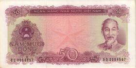 Vietnam / Viet Nam P.084a 50 Dong 1976 (1)