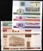 Weißrussland / Belarus P.21 - 26 1 - 100 Rubel 2000 (1)