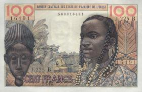 Benin P.201Be 100 Francs 1965 (1)