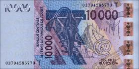 Togo P.818Ta 10000 Francs 2003 (1)