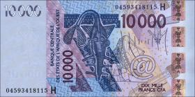 Niger P.618Hb 10000 Francs 2004 (1)