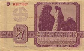 WHW-13 Winterhilfswerk 1 Reichsmark 1939/40 Reihe II (3)