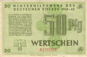 WHW-29 Winterhilfswerk 50 Pfennige 1941/42 (1)