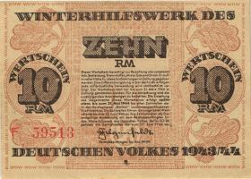 WHW-42 Winterhilfswerk 10 Reichsmark 1943/44 (1)