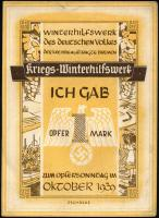 WHW Bremen 1 Opfermark Oktober 1939 (2)