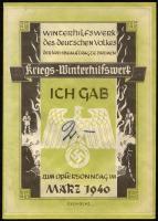 WHW Bremen Opfermark März 1940 (2)