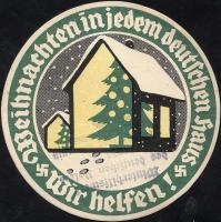 WHW Plaketten 1933/1934 Dezember 1933 (1-)