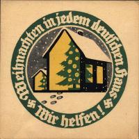 WHW Plaketten 1933/1934 Dezember 1933 (1)