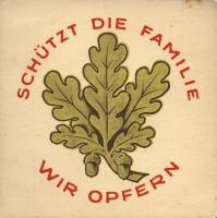 WHW Plaketten 1933/1934 Januar 1934 (1-)