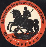 WHW Plaketten 1933/1934 März 1934 (1-)