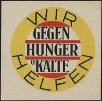 WHW Plaketten 1933/1934 November 1933 (1)