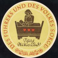 WHW Plaketten 1934/1935 Februar 1935 (1-)