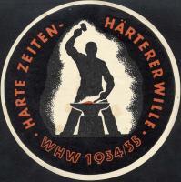 WHW Plaketten 1934/1935 Januar 1935 (1-)