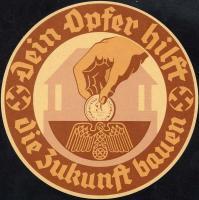 WHW Plaketten 1934/1935 März 1935 (1-)