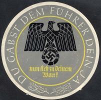 WHW Plaketten 1934/1935 November 1934 (1-)