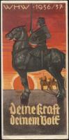 WHW Plaketten 1936/1937 Februar 1937 (1-)