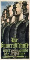 WHW Plaketten 1936/1937 November 1936 (1-)