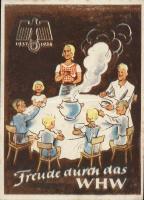 WHW Plaketten 1937/1938 März 1938 (1-)