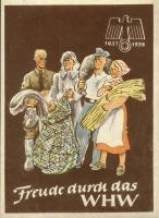 WHW Plaketten 1937/1938 November 1937 (1-)