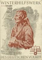 WHW Plaketten 1938/1939 Februar 1939 (1-)