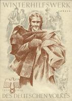 WHW Plaketten 1938/1939 Januar 1939 (1-)