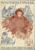 WHW Plaketten 1938/1939 März 1939 (1-)