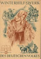 WHW Plaketten 1938/1939 Oktober 1938 (1-)
