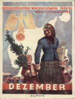 WHW Plaketten 1939/1940 Dezember 1939 (1-)