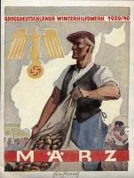 WHW Plaketten 1939/1940 März 1940 (1-)