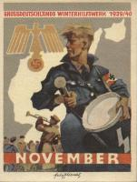 WHW Plaketten 1939/1940 November 1939 (1-)