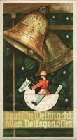 WHW Plaketten 1935/1936 Dezember 1935 (1-)