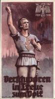 WHW Plaketten 1935/1936 Februar 1936 (1-)