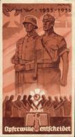 WHW Plaketten 1935/1936 März 1936 (1-)