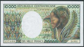 Zentralafrikanische Republik / Central African Republic P.013 10.000 Francs (1983) (1/1-)