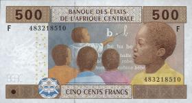 Äquatorial Guinea / Equatorial G. P.506F 500 Fr. 2002 (1)
