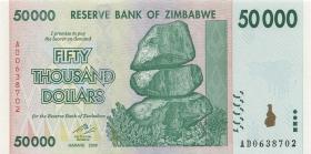 Zimbabwe P.74 50000 Dollars 2008 (1)