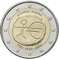 Zypern 2 Euro 2009 WWU