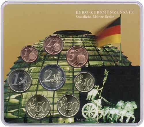 A-005 Euro-KMS 2002 A Reichstag