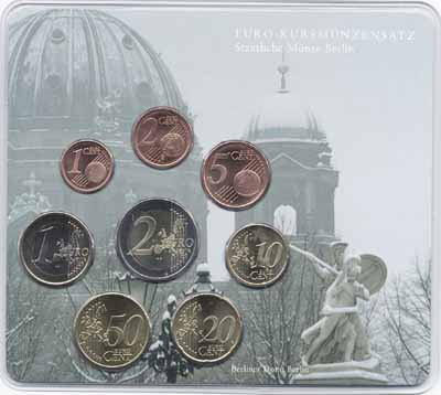 A-007 Euro-KMS 2002 A Winter/Berliner Dom